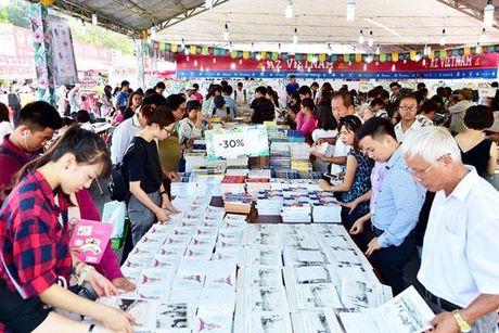 Hội sách Hà Nội 2016: Ngày hội tôn vinh văn hóa đọc Thủ đô