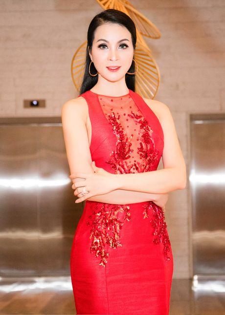 Me man voi ve dep rang ngoi cua MC Thanh Mai - Anh 4