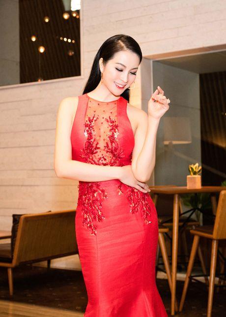 Me man voi ve dep rang ngoi cua MC Thanh Mai - Anh 5