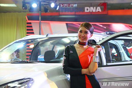 "Mau ""Tay"" tran ngap trien lam Vietnam Motor Show 2016 - Anh 17"