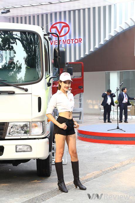 "Mau ""Tay"" tran ngap trien lam Vietnam Motor Show 2016 - Anh 34"