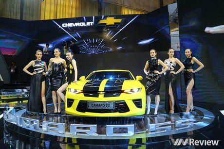 "Mau ""Tay"" tran ngap trien lam Vietnam Motor Show 2016 - Anh 9"