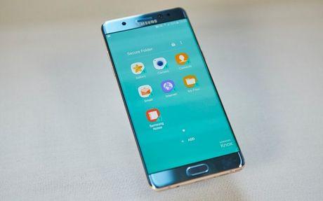 Het may bay, den cac hang tau bien cung cam Galaxy Note 7 - Anh 1