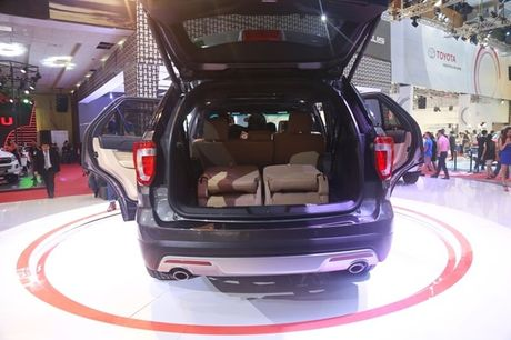 Can canh Ford Explorer gia 2,18 ty dong moi ve Viet Nam - Anh 9