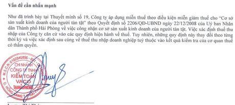 Tap doan Hoang Huy va 'tam man chan' nguoi khuyet tat - Anh 1