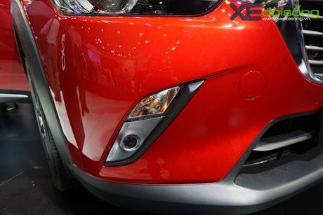 Can canh Mazda CX-3 gia tren 700 trieu dong tai VMS 2016 - Anh 5