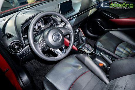 Can canh Mazda CX-3 gia tren 700 trieu dong tai VMS 2016 - Anh 6