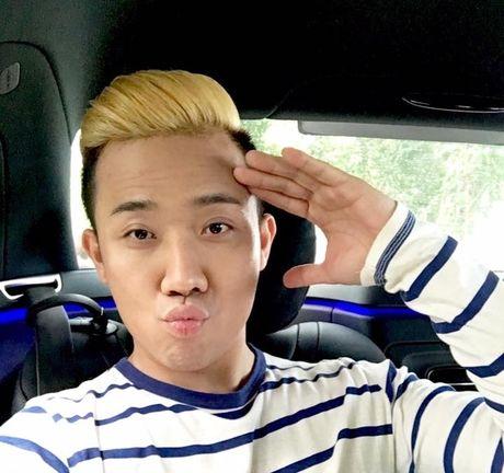 MC Tran Thanh 'ne' vi su gia tao cua Vy Oanh? - Anh 1
