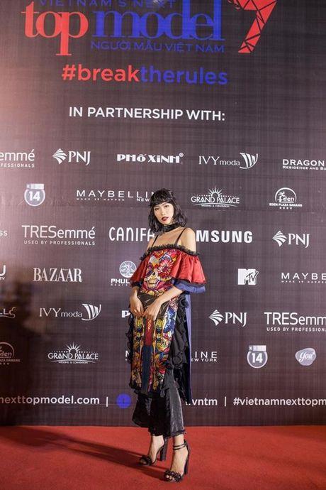 Xu huong tre vai, xe dui,…can quet tham do chung ket Vietnam's Next Top Model 2016 - Anh 2