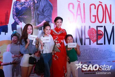 Vang Truong Giang, Nha Phuong lai than mat ben 'trai dep' La Quoc Hung - Anh 12