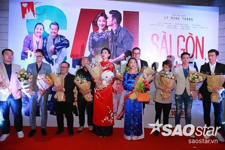 Vang Truong Giang, Nha Phuong lai than mat ben 'trai dep' La Quoc Hung - Anh 1