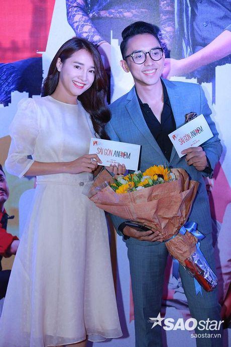 Vang Truong Giang, Nha Phuong lai than mat ben 'trai dep' La Quoc Hung - Anh 4