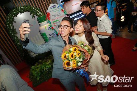 Vang Truong Giang, Nha Phuong lai than mat ben 'trai dep' La Quoc Hung - Anh 6