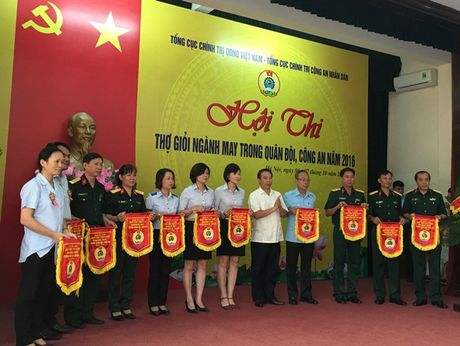 Hoi thi tho gioi nganh may trong Quan doi, Cong an nam 2016 - Anh 1