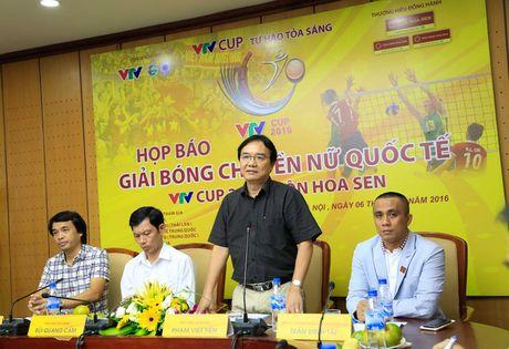 VTV Cup 2016: Lan 'tai xuat giang ho' dac biet cua hoa khoi Kim Hue - Anh 2