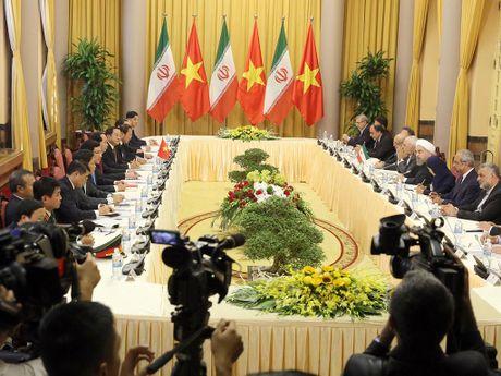 Tong thong Iran Hassan Rouhani tham Viet Nam - Anh 11
