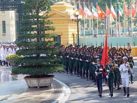 Tong thong Iran Hassan Rouhani tham Viet Nam - Anh 3