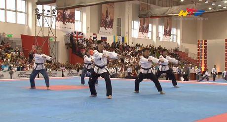 Taekwondo Viet Nam va uoc vong bay cao - Anh 1