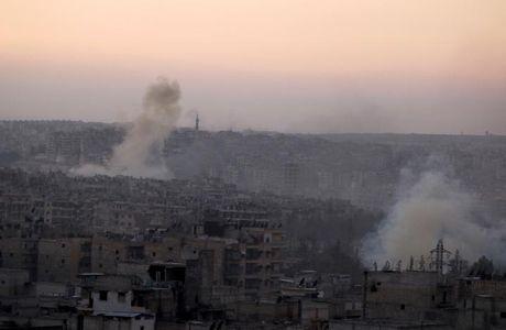 Phap: Ban tay thep tai Aleppo - Anh 1