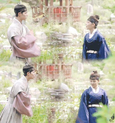 Xu huong phim Han mua thu: Chuyen tinh '2 chang 1 nang' chiem song - Anh 18