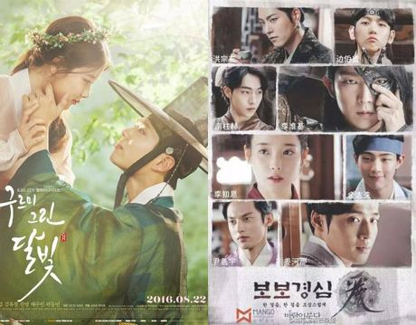 Xu huong phim Han mua thu: Chuyen tinh '2 chang 1 nang' chiem song - Anh 1