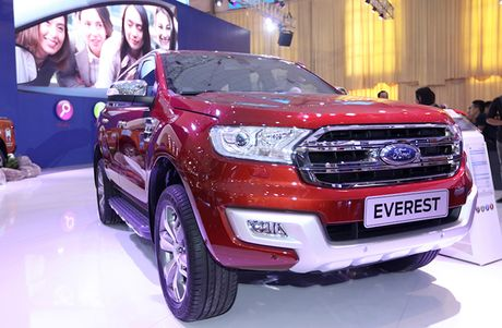 Chiem nguong gia dinh dong co EcoBoost cua Ford tai Trien lam O to Viet Nam 2016 - Anh 7
