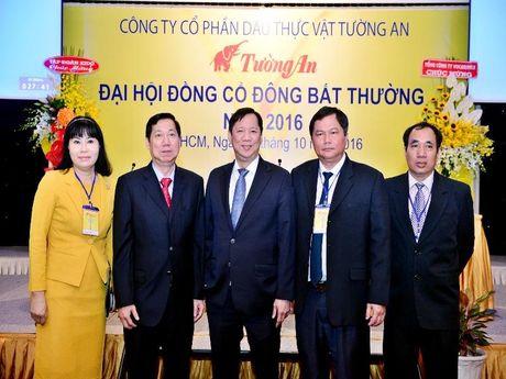 Dau an Tuong An chinh thuc ve tay Kido - Anh 1