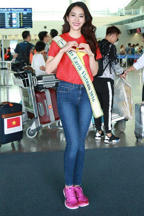 Nam Em len duong thi Hoa hau Trai dat - Anh 28