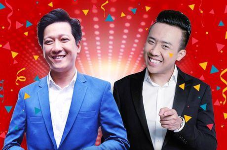 Tran Thanh, Truong Giang 'bo roi' Viet Huong - Anh 1