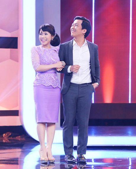 Tran Thanh, Truong Giang 'bo roi' Viet Huong - Anh 2
