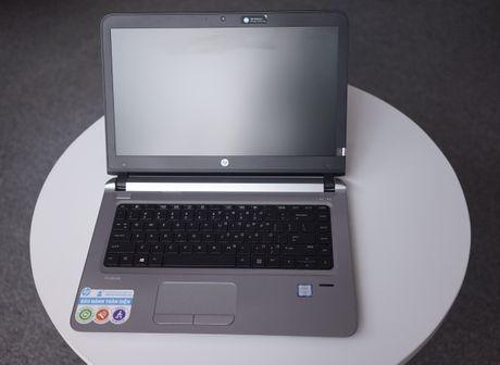 HP ProBook 440 G3 2016: Thiet ke dep, ban phim chong nuoc - Anh 1