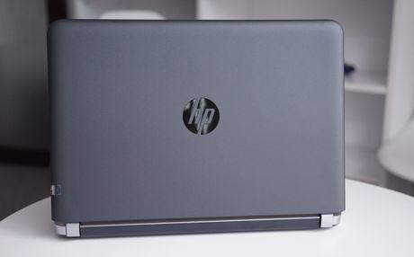 HP ProBook 440 G3 2016: Thiet ke dep, ban phim chong nuoc - Anh 2