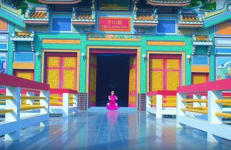 Chua Long Son xuat hien trong MV Au My - Anh 1