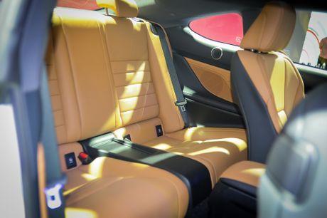 Lexus RC 200t xe sang 2 cua duy nhat tai Vietnam Motor Show - Anh 8