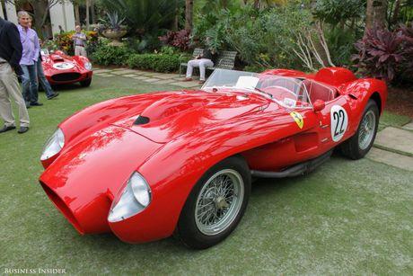 12 mau Ferrari dep nhat moi thoi dai - Anh 3