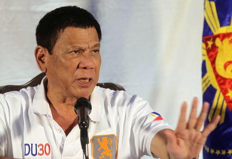 Duterte: Mỹ-EU cứ ngừng hỗ trợ, Philippines không xin xỏ
