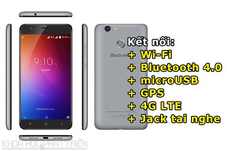 Smartphone cam bien van tay, ket noi 4G, gia 1,56 trieu dong - Anh 4