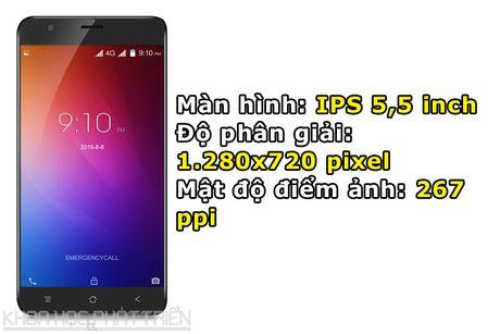 Smartphone cam bien van tay, ket noi 4G, gia 1,56 trieu dong - Anh 6
