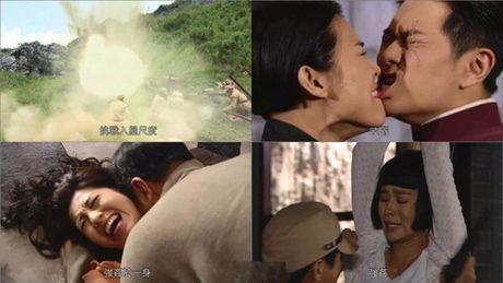 Nhung canh cuong buc tren man anh TVB gay ban tan - Anh 1