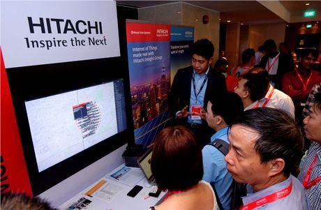 "Hitachi lan dau tien to chuc ""Dien Dan Hitachi Cai Tien vi Xa Hoi"" tai Viet Nam - Anh 2"