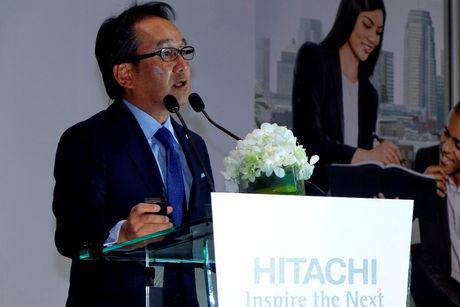 "Hitachi lan dau tien to chuc ""Dien Dan Hitachi Cai Tien vi Xa Hoi"" tai Viet Nam - Anh 3"