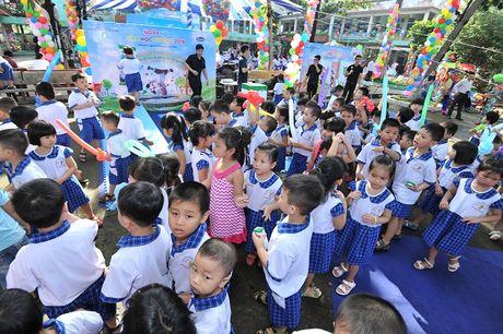 Sữa học đường, hành trình cho Việt Nam vươn cao