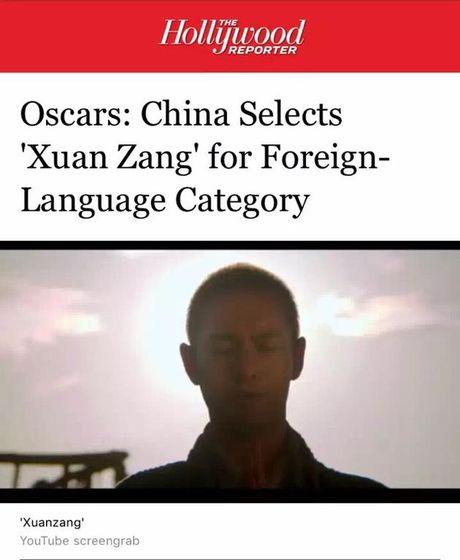 """Dan mang bat binh vi """"Duong Tang"""" Huynh Hieu Minh tham du Oscar - Anh 2"""