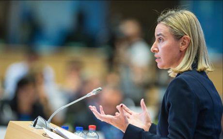 EU bac kha nang ap them bien phap trung phat Nga va Syria - Anh 1