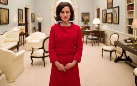 Natalie Portman quy phai trong vai phu nhan cuu Tong thong Kennedy - Anh 1