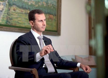 Tong thong Syria quyet tam gianh lai Aleppo va toan bo dat nuoc - Anh 1