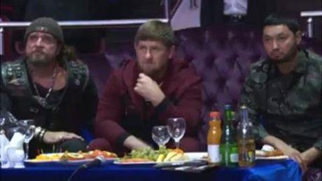 Thu linh Chechnya cho 3 con trai dau vo, Nga noi cau - Anh 2