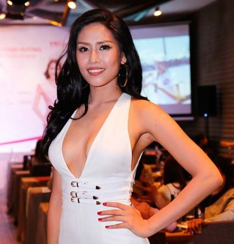 Can canh vong 1 'khung' cua nguoi dep Nguyen Thi Loan - Anh 9