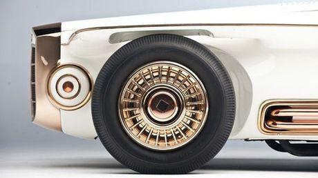 Mercer-Cobra Roadster 1965: Xe co ma dong 'dep xuat sac' - Anh 12