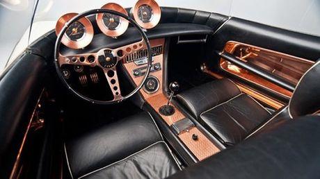 Mercer-Cobra Roadster 1965: Xe co ma dong 'dep xuat sac' - Anh 17